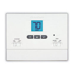 Single-Stage Heat or Cool Only Economy Thermostat
