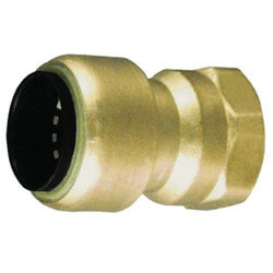 "3/8"" Tectite x 1/2"" Female Adapter (Lead Free) Product Image"