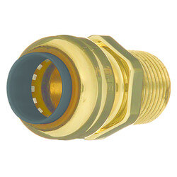 "1-1/4"" Tectite x Male Adapter (Lead Free) Product Image"