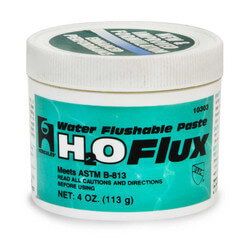 H2OFlux Water Flushable Paste, 4 fl. oz.