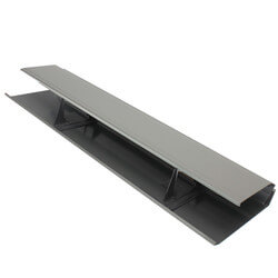 2 ft. Baseline 2000 Baseboard - Cover Only Product Image