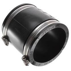 """3"""" Flexible Coupling (Cast Iron or PVC to Cast Iron or PVC) Product Image"""
