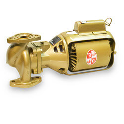 1/12 HP, Series 100 AB Bronze Circulator Pump