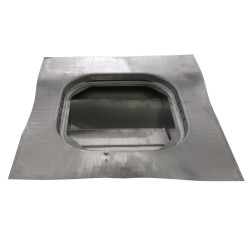 """Aluminum Roof Vent for 10"""" Round Duct Product Image"""
