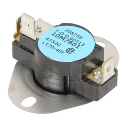 Limit Switch 170°F, 40° Diff Product Image