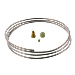 """1/8"""" Aluminum Tubing<br>w/ Fittings (5 ft) Product Image"""