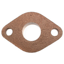 "1 1/4"" Taco Bronze Freedom Flange, Sweat (Pair) Product Image"