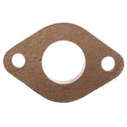 "1 1/2"" Taco Bronze Freedom Flange, Sweat (Pair) Product Image"