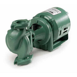 110 Bronze Three-Piece Circulator Pump, 1/12 HP
