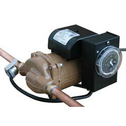 "20B075S-T (3/4"" Sweat) Re-circulator Pump w/ Timer, 0-9 GPM"