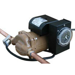 "20B050S-TA (1/2"" Sweat) Re-circulator Pump w/ Timer & Aquastat, 0-9 GPM"