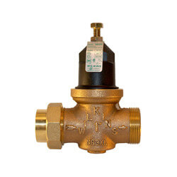 """1-1/2"""" Lead Free<br>Double Union Pressure<br>Reducing Valve Product Image"""