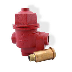 "1"" NPT Enhanced Air Separator"