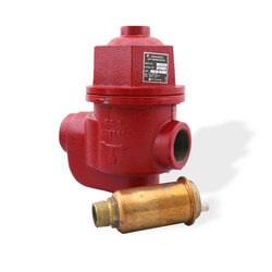 "1-1/4"" NPT Enhanced Air Separator"
