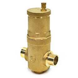 "1-1/4"" Sweat EAS Jr.<br>Air Eliminator Product Image"