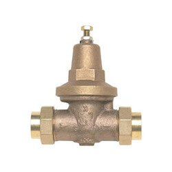 "1-1/4"" Double Union Pressure Reducing Valve"