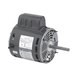 PSC Ventilation Direct Drive Blower Motor (115V, 1/3 HP 1075 RPM) Product Image