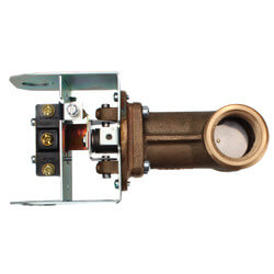 "FS4-3T3-1, 1"" Flow Switch w/ NPT body (Low Flow Rate)"