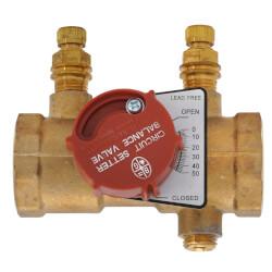 "1"" NPT CB-1 Circuit Setter Balance Valve, Lead Free Product Image"