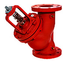 "CB-5F Circuit Setter Balance Valve, 5"" (Flanged) Product Image"
