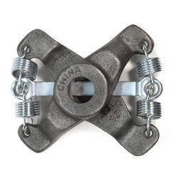 "Coupler, Cast Iron (Series 100, HV, PR, 2"")"