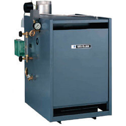 PEG-40, 78,000 BTU Output Spark Ignition PEG Packaged Steam Boiler (Nat Gas)