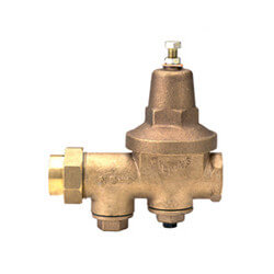 """1/2"""" Lead Free <br>FNPT Union x FNPT Low<br> Pressure Reducing Valve Product Image"""