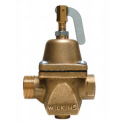 "1/2"" FNPT Union x FNPT Pressure Reducing Valve w/ Mesh Screen"