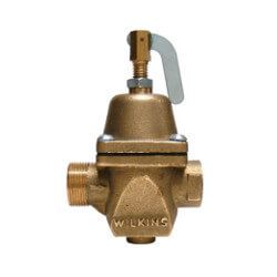 "1/2"" Female CU Sweat Union x FNPT Pressure Reducing Valve"