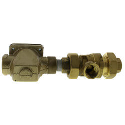 "1/2"" Combo Backflow Preventer & Boiler Fill Valve (Cast Iron)"