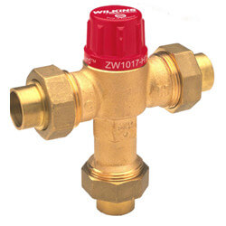 "3/4"" Tempering Mixing Valve 80 to 165°F (Female Threaded)"