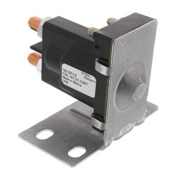 Solenoid w/ Continuous Duty, Normally Open Continuous Contact Rating 100 Amps (14 VDC Isolated Coil)