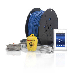 140 Sq Ft WarmWire KIT (120 Volt) Product Image