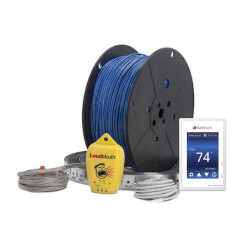 25 Sq Ft WarmWire KIT (120 Volt) Product Image