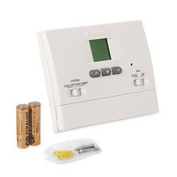 2 Heat/1 Cool Non-Programmable Economy Thermostat