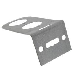 "1/2"", 3/4"", 1"" Galvanized Steel Dual Pipe Bracket Product Image"