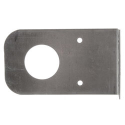 "1/2"", 3/4"", 1"" Galvanized Steel Pipe Bracket"