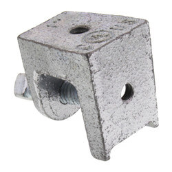 "1/4"" - 20 Steel Beam Clamp w/ 11/16"" Opening Product Image"