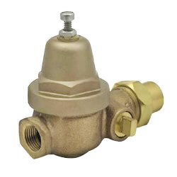 """1/2"""" AB-40 Combo Union Pressure Reducer<br>w/ in-built bypass Product Image"""