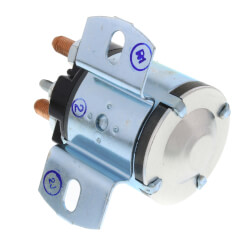 Solenoid Continuous Duty, Normally Open Continuous Contact Rating 100 Amps (36 VDC Isolated Coil)