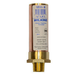 """1250XL-A, 1/2"""" Lead <br> Free PT Water <br> Hammer Arrestor Product Image"""