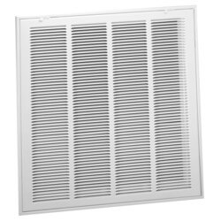 "659T 20"" x 20"" Steel Lanced Filter Grille"