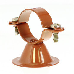 "1"" Copper Epoxy Coated Van Hanger Product Image"