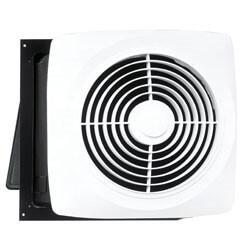 "Model 12C, 10"" Motordor Ventilation Wall Fan<br>(360 CFM) Product Image"