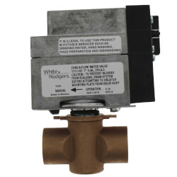 "1"" Sweat Zone Valve (Three Wire)"