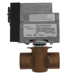 "1-1/4"" Sweat Zone Valve (Three Wire)"