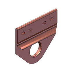 "3/4"" Copper Clip for Hyco Bar Product Image"