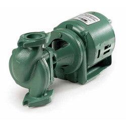 133 Cast Iron Three-Piece Circulator Pump, 3/4 HP