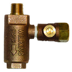 "1/4"" MNPT Freeze Prevention Valve Product Image"