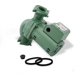Bronze Circulating Pump, 1/6 HP